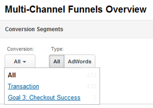 Google-Analytics-MCF-Conversions-Selection