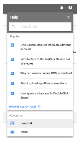 DoubleClick Search 4