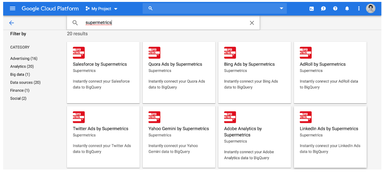 How supermetrics is making bigquery accessible for marketers
