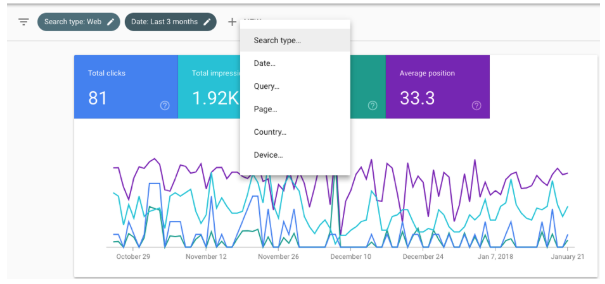 Google Search Console - How to work with the new Interface
