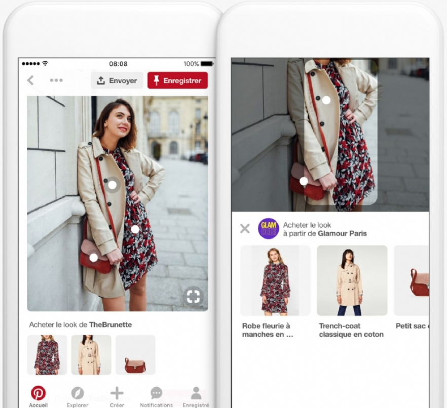 3. Example Pinterest Shopping best practices