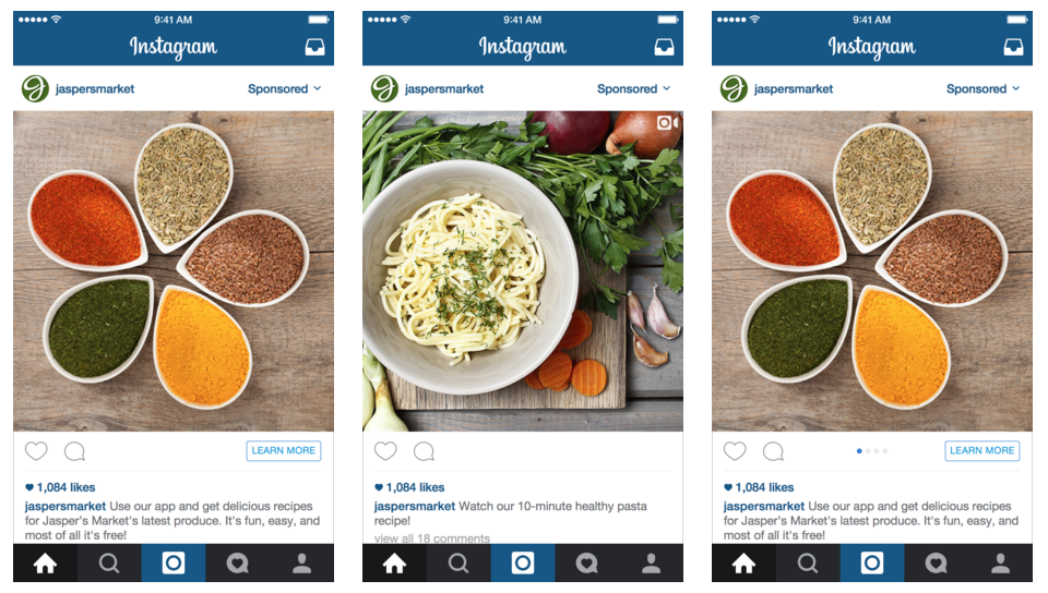How to advertise on Instagram? | Publications